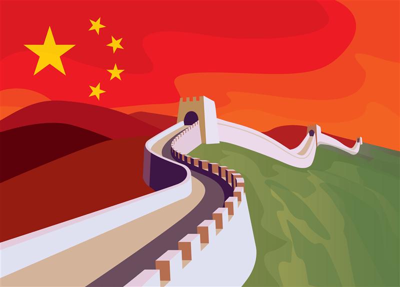中国・万里の長城