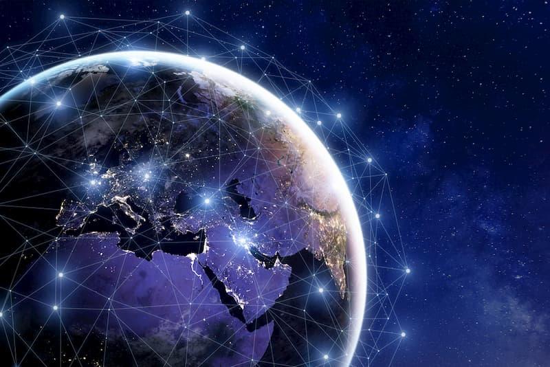 ネットワークの代表例インターネット