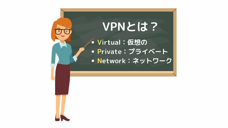 【初心者向け】VPNとは?仕組み・メリット・デメリットをわかりやすく解説