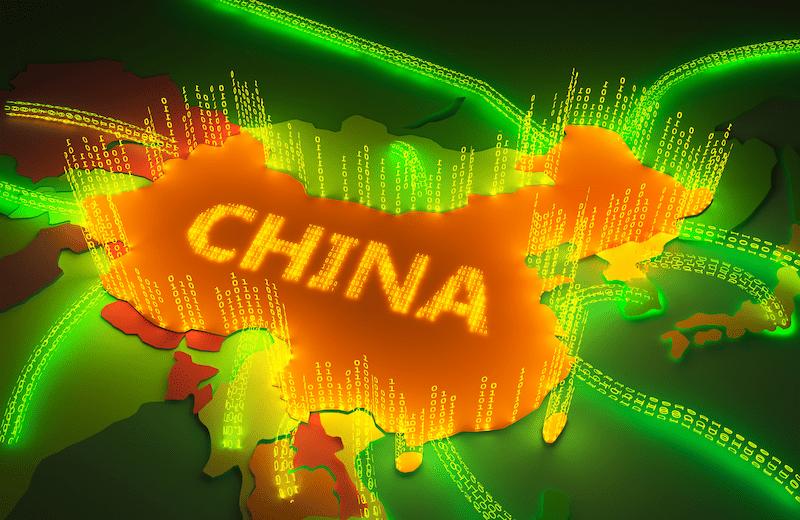 中国の「金盾」もしくは「グレートファイアウォール(Great Firewall : GFW)」と呼ばれるインターネット検閲システム